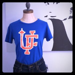 Women's University of Florida Seatle Gator Tee
